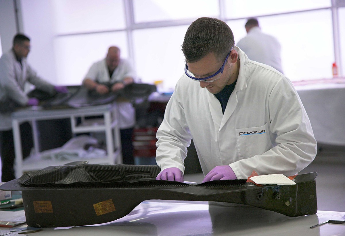 Composite Laminators Work In Clean Rooms